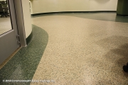 Decorative Vinyl Chip Flooring